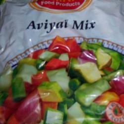 MMRF FROZEN FOOD Avial mix